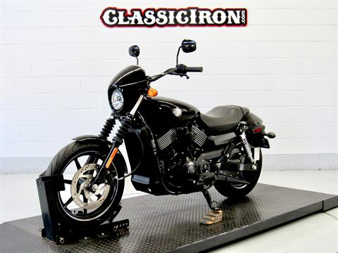 2015 Harley-Davidson Street™ 750 in Fredericksburg, Virginia - Photo 3