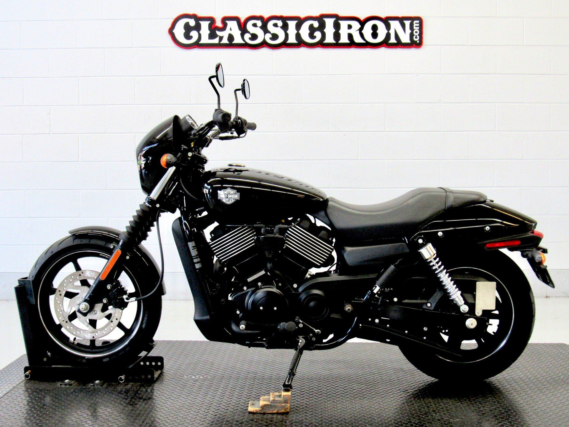2015 Harley-Davidson Street™ 750 in Fredericksburg, Virginia - Photo 4
