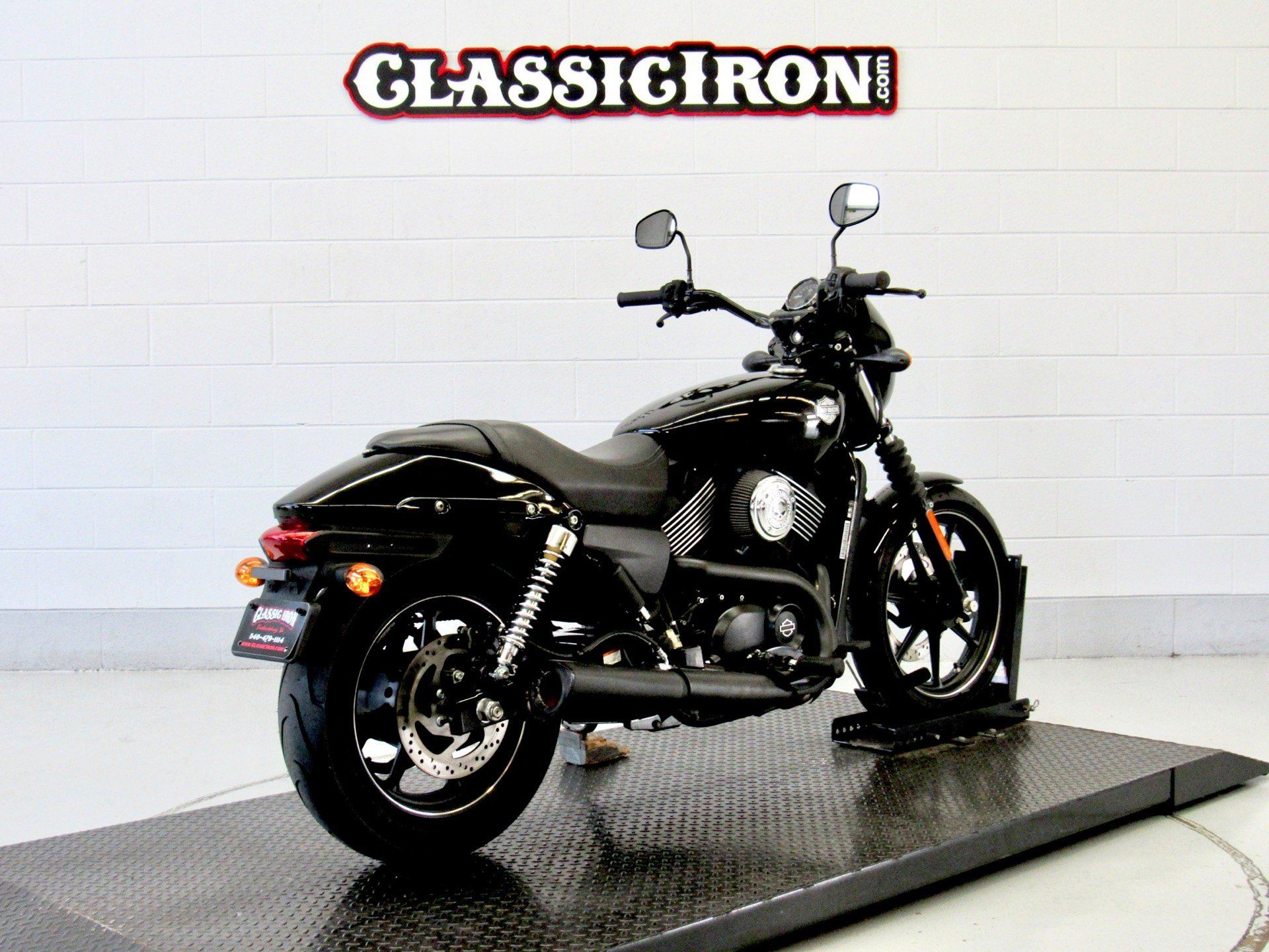 2015 Harley-Davidson Street™ 750 in Fredericksburg, Virginia - Photo 5