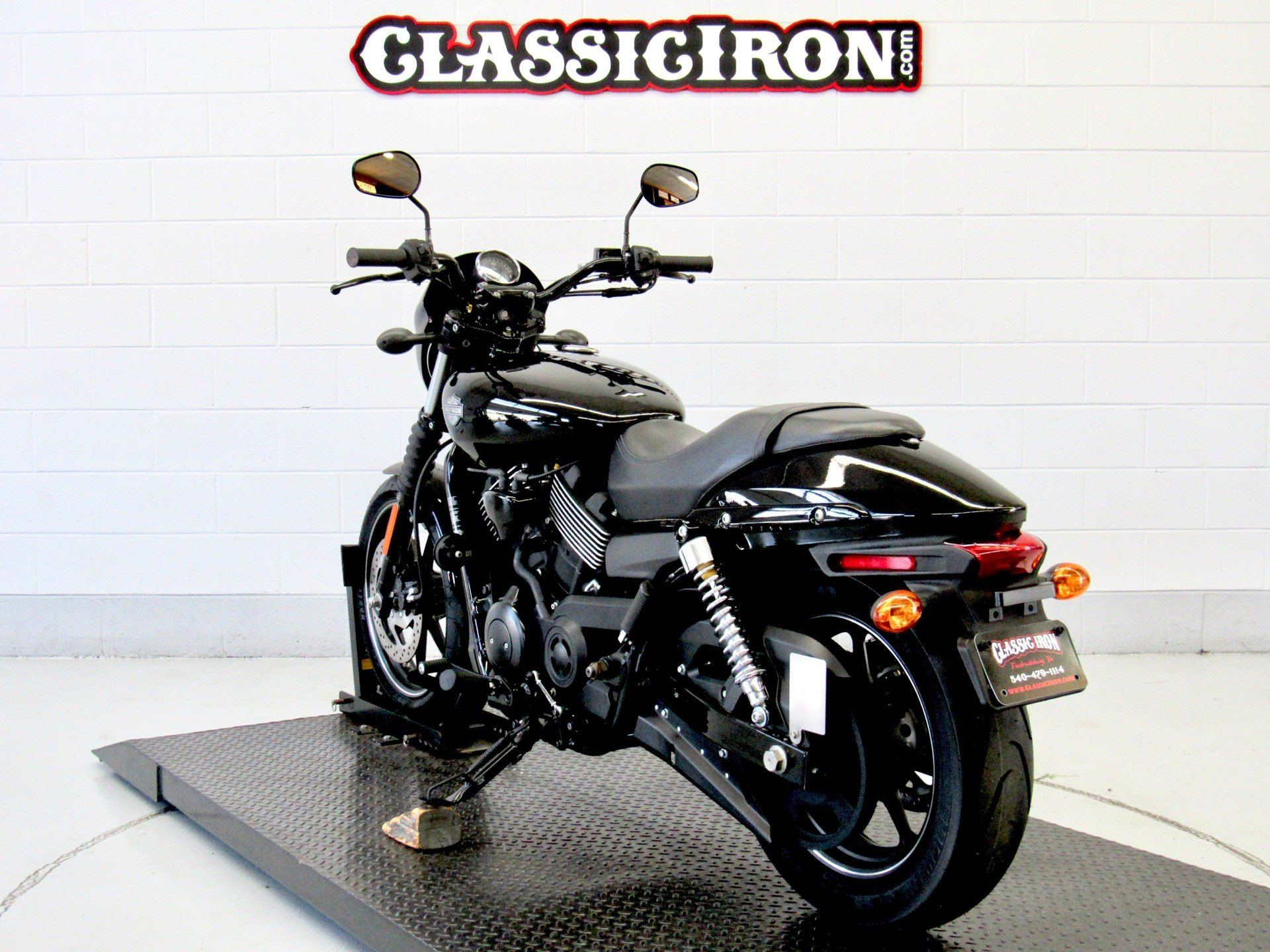 2015 Harley-Davidson Street™ 750 in Fredericksburg, Virginia - Photo 6