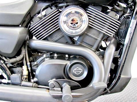 2015 Harley-Davidson Street™ 750 in Fredericksburg, Virginia - Photo 14