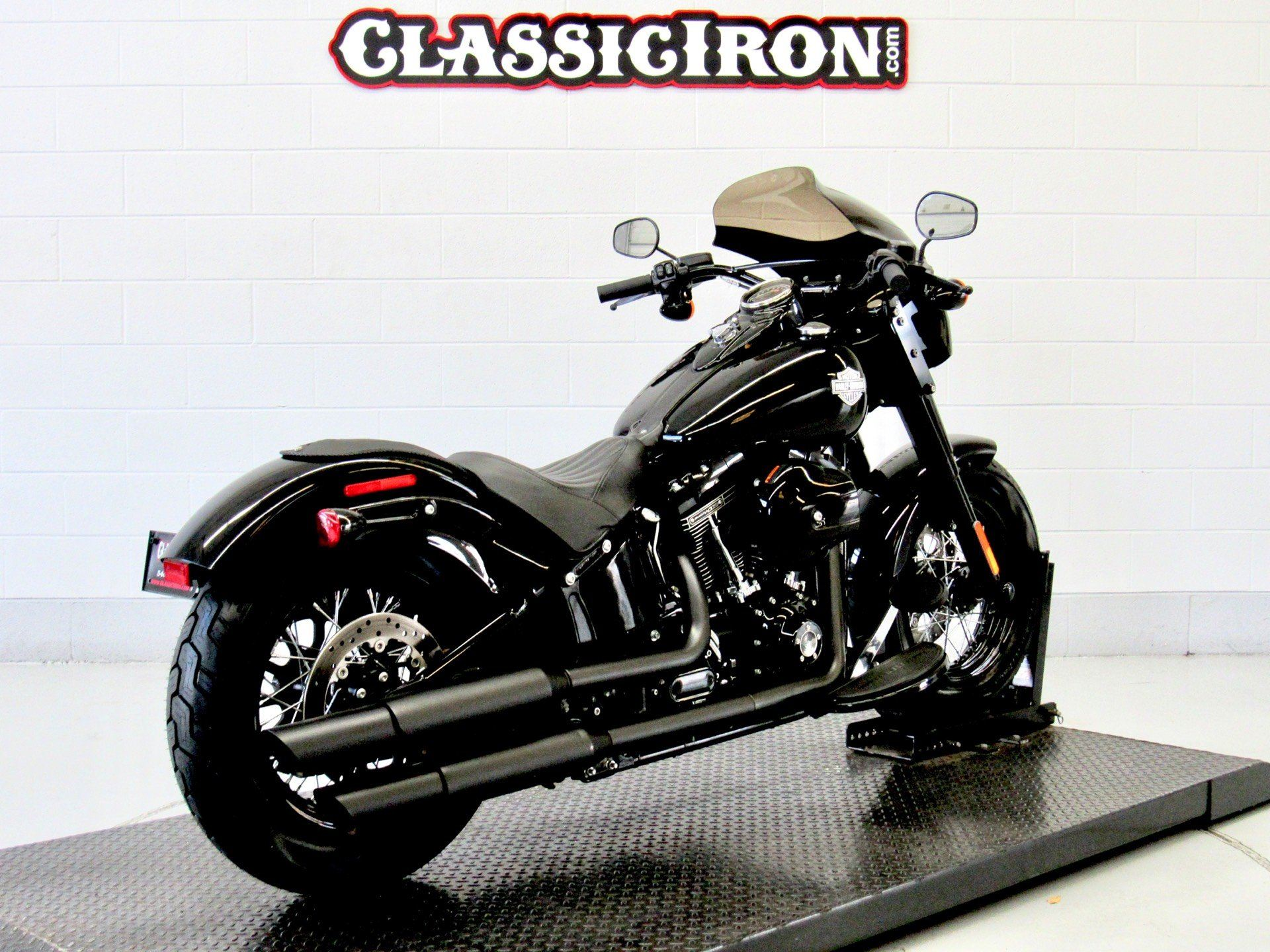 2016 Harley-Davidson Softail Slim® S in Fredericksburg, Virginia - Photo 5
