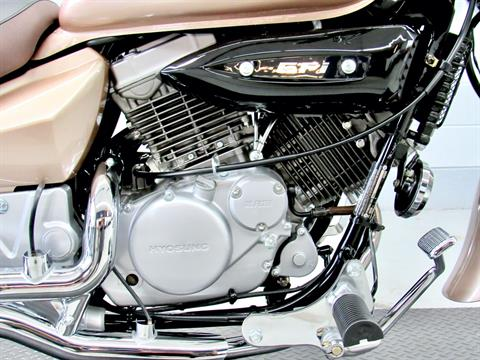 2015 Hyosung GV250 / Aquila in Fredericksburg, Virginia - Photo 14