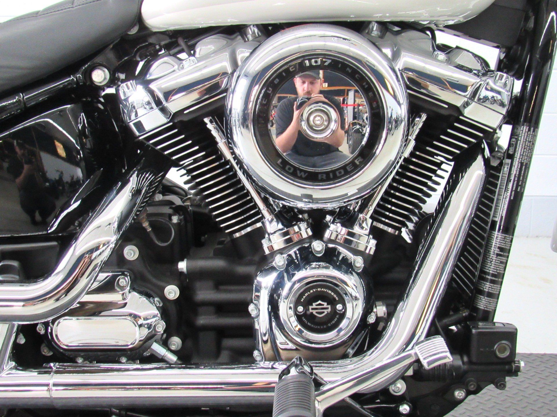 2018 Harley-Davidson Low Rider® 107 in Fredericksburg, Virginia - Photo 14