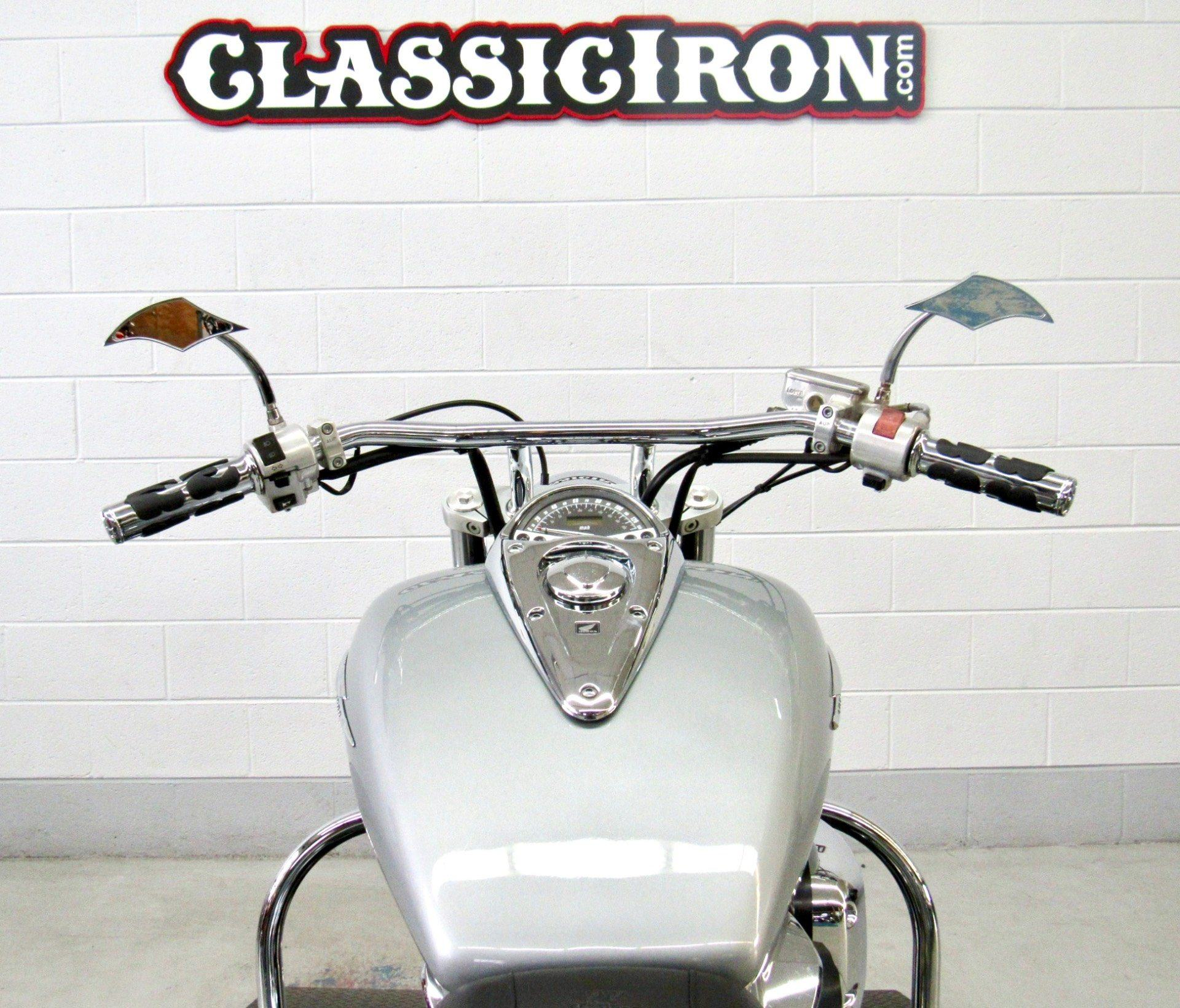 2004 Honda VTX1300C in Fredericksburg, Virginia - Photo 10