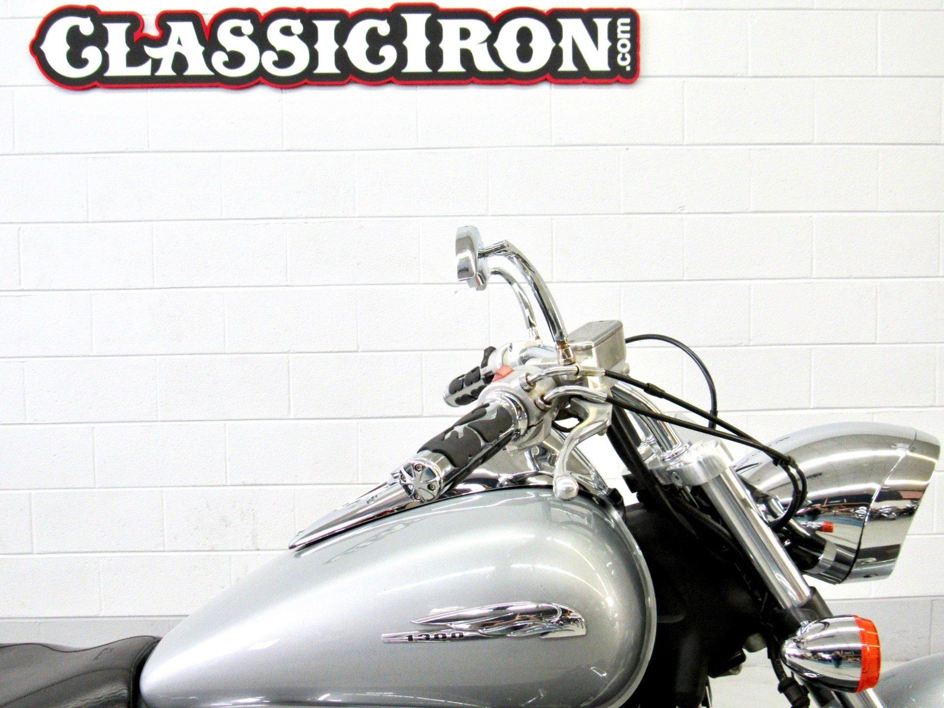 2004 Honda VTX1300C in Fredericksburg, Virginia - Photo 12