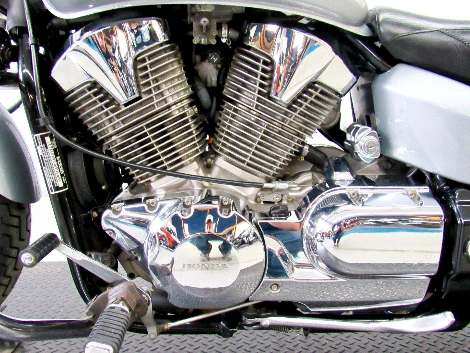 2004 Honda VTX1300C in Fredericksburg, Virginia - Photo 19