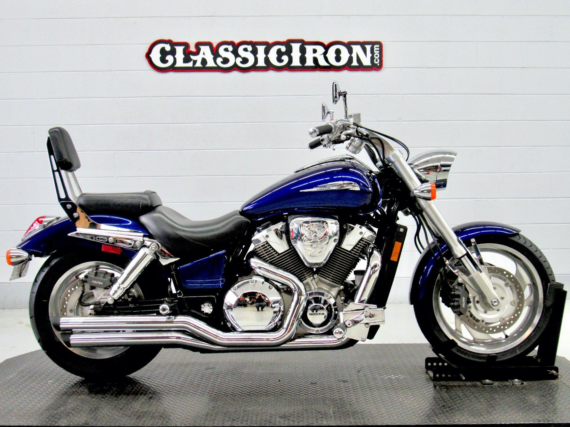 2002 Honda VTX1800 in Fredericksburg, Virginia - Photo 1