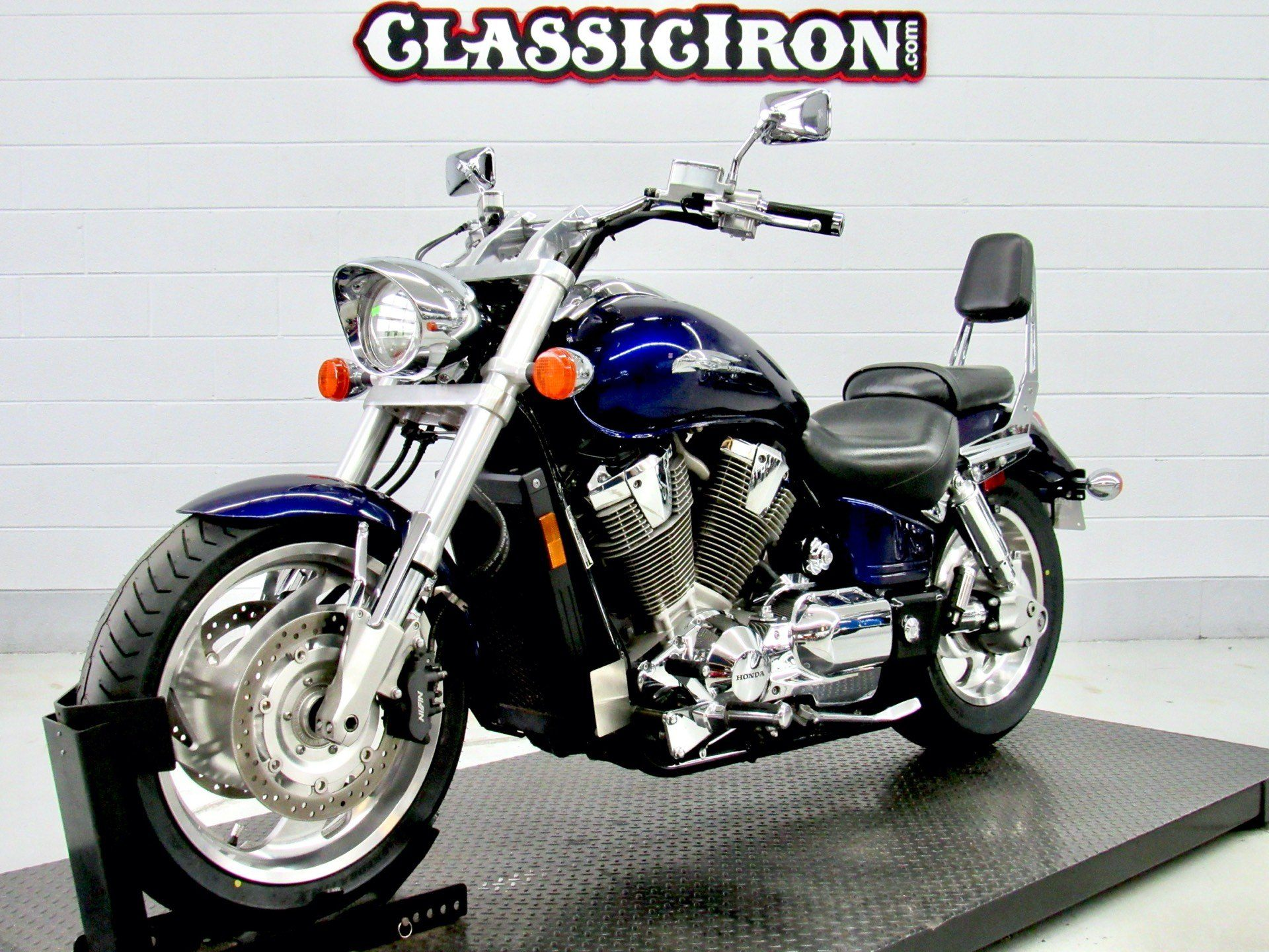 2002 Honda VTX1800 in Fredericksburg, Virginia - Photo 3