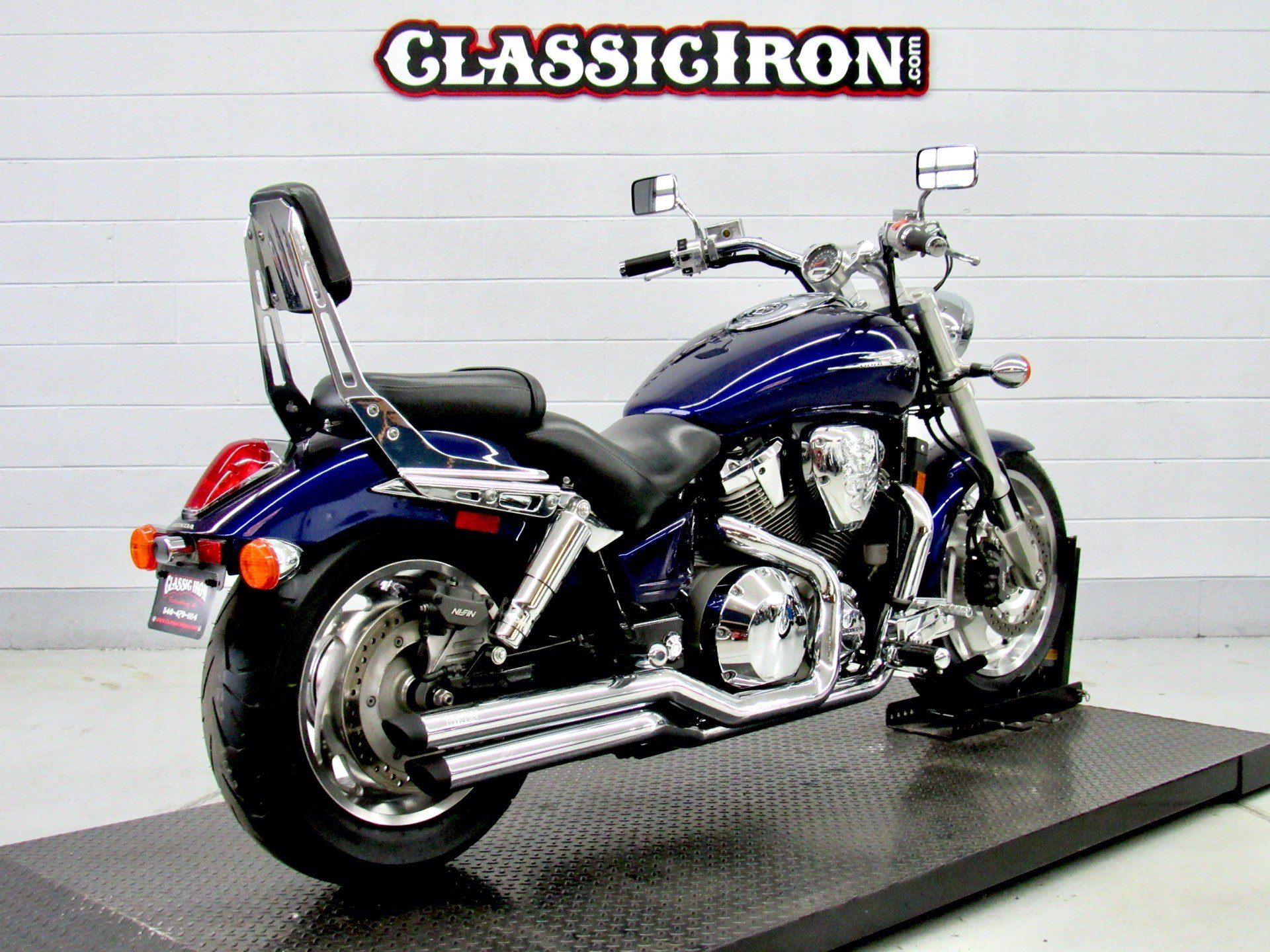 2002 Honda VTX1800 in Fredericksburg, Virginia - Photo 5