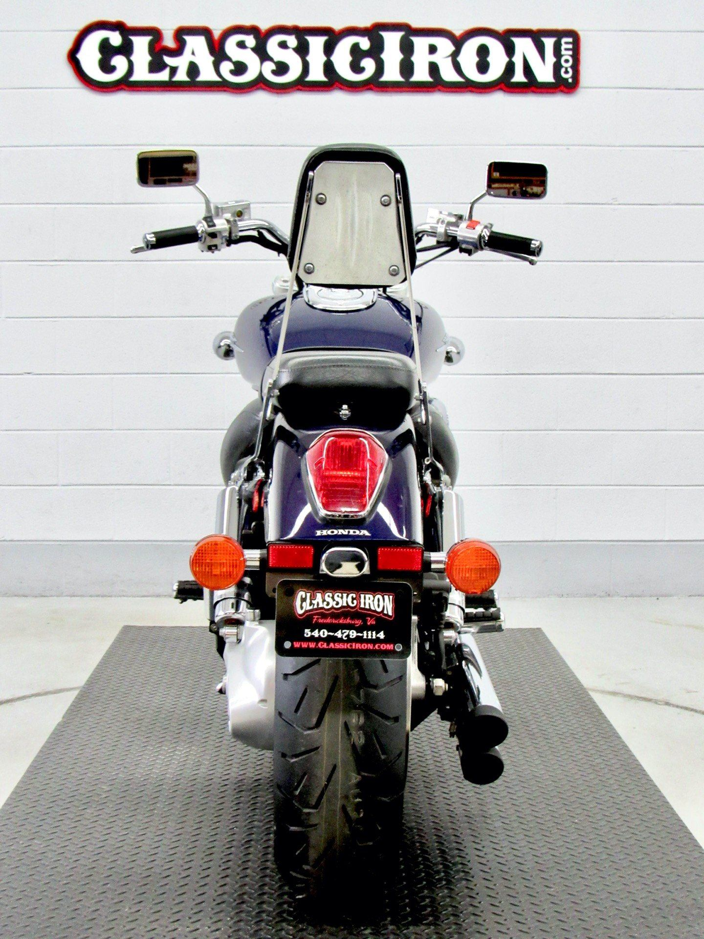 2002 Honda VTX1800 in Fredericksburg, Virginia - Photo 9