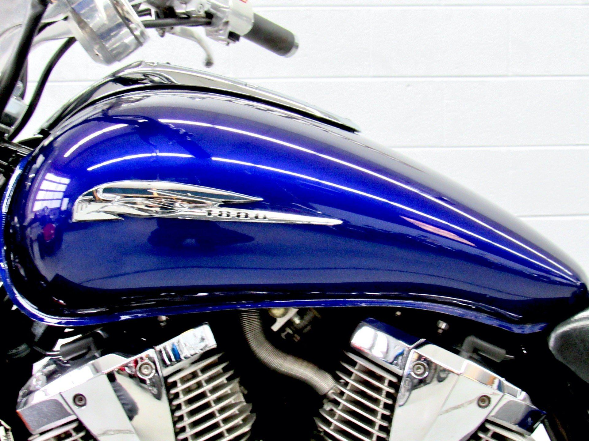 2002 Honda VTX1800 in Fredericksburg, Virginia - Photo 18