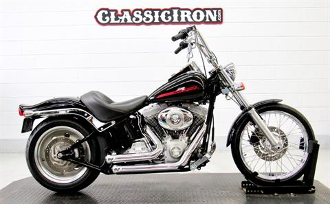 2007 Harley-Davidson Softail Standard in Fredericksburg, Virginia - Photo 1