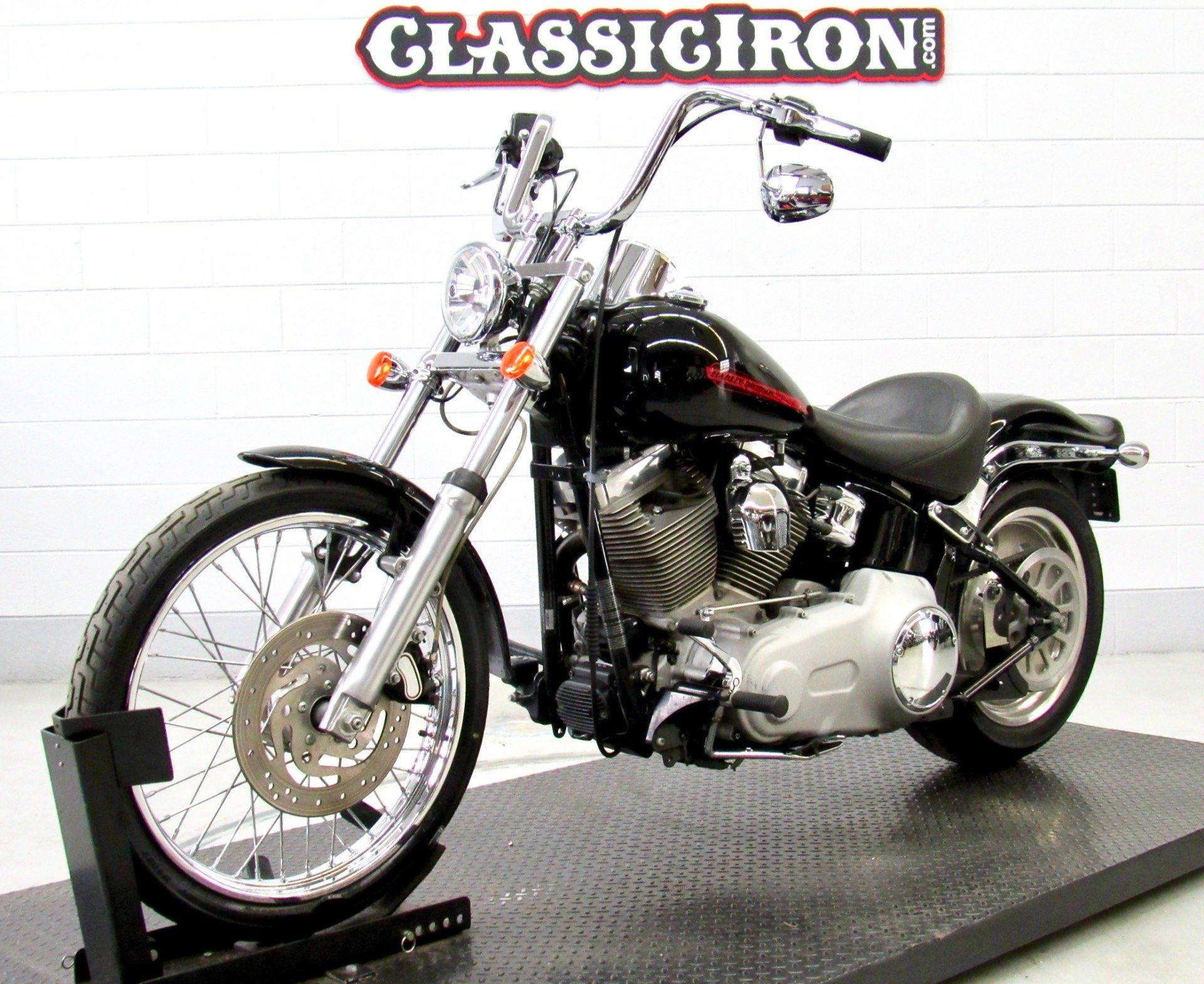 2007 Harley-Davidson Softail Standard in Fredericksburg, Virginia - Photo 3