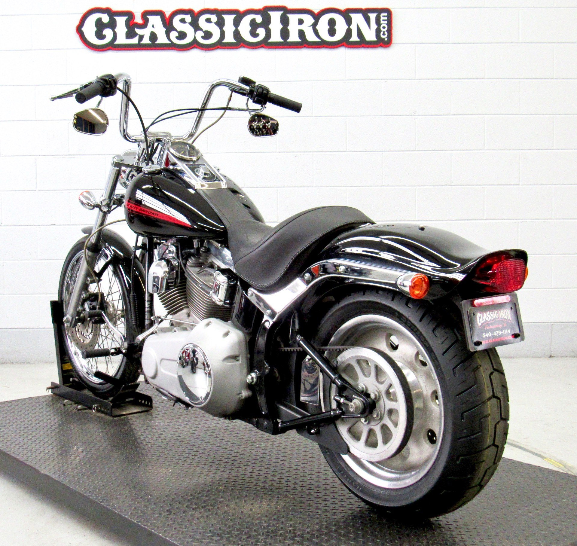 2007 Harley-Davidson Softail Standard in Fredericksburg, Virginia - Photo 6
