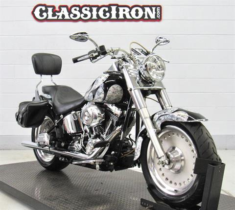 2007 Harley-Davidson Softail® Fat Boy® in Fredericksburg, Virginia - Photo 2