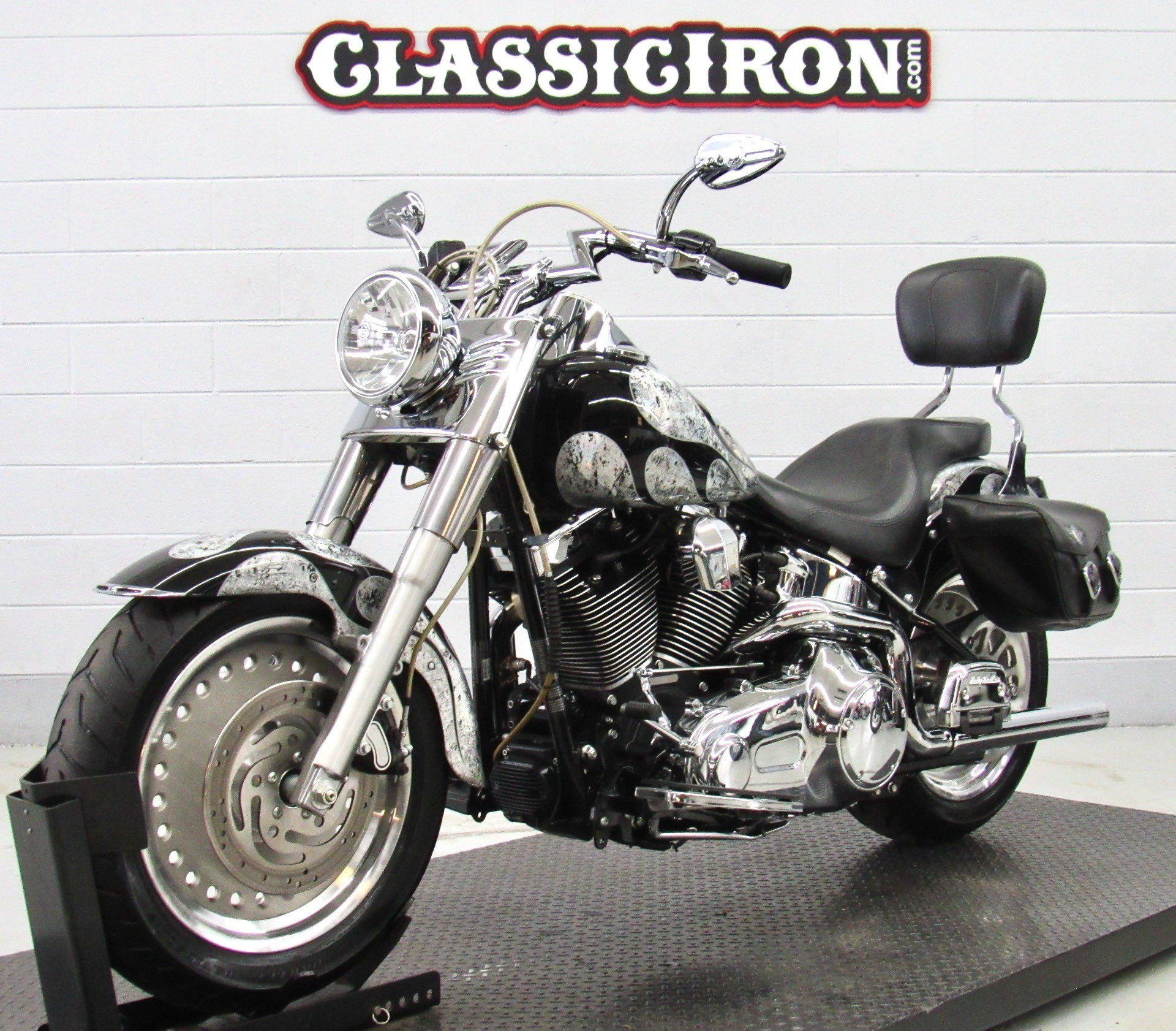2007 Harley-Davidson Softail® Fat Boy® in Fredericksburg, Virginia - Photo 3