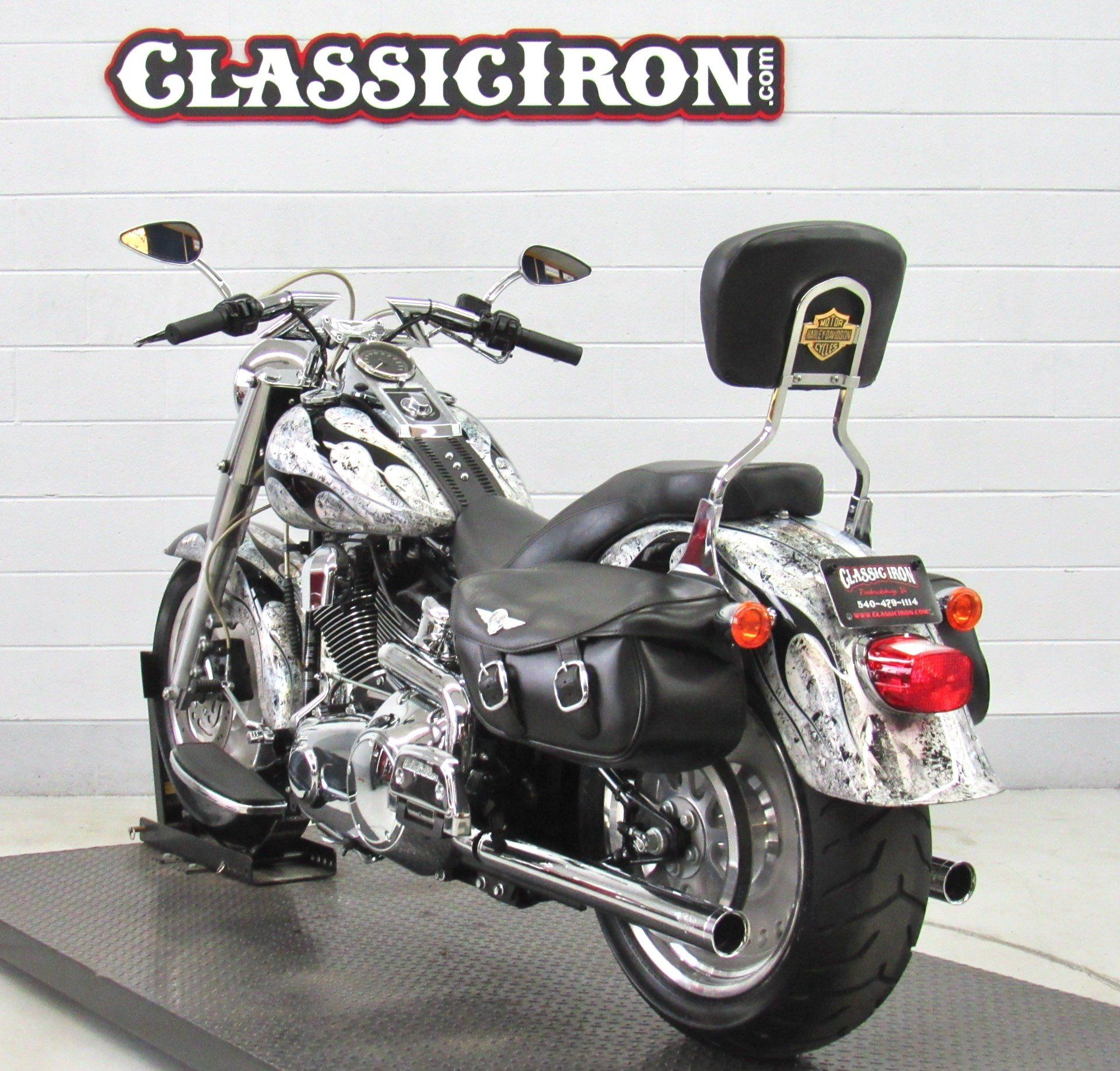 2007 Harley-Davidson Softail® Fat Boy® in Fredericksburg, Virginia - Photo 6