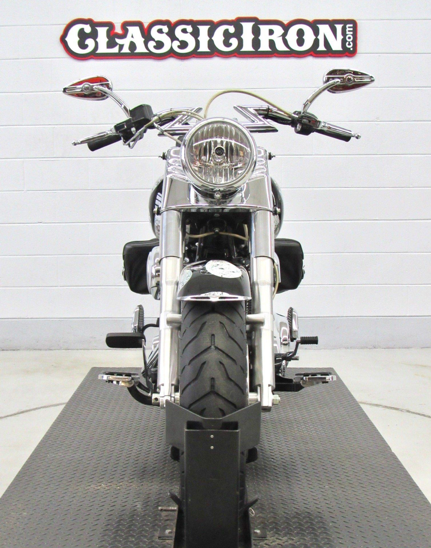 2007 Harley-Davidson Softail® Fat Boy® in Fredericksburg, Virginia - Photo 7