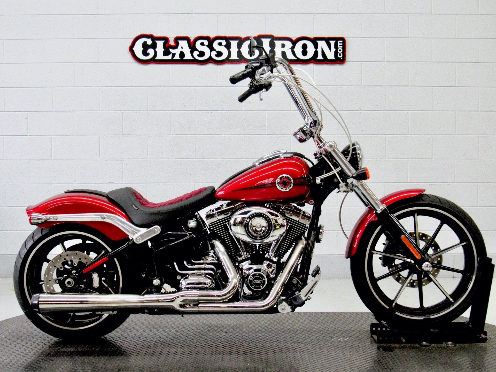 2013 Harley-Davidson Softail® Breakout® in Fredericksburg, Virginia - Photo 1