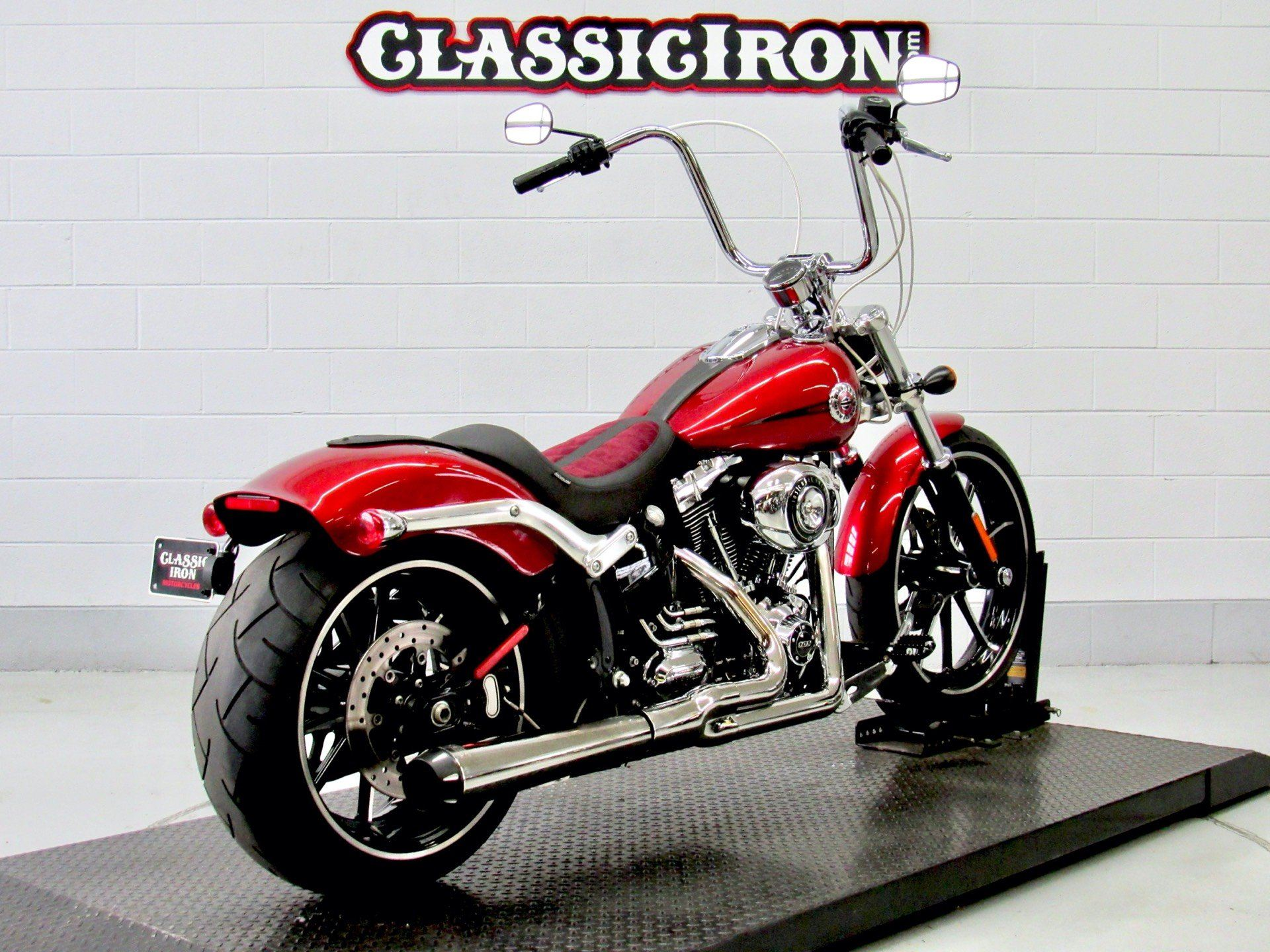 2013 Harley-Davidson Softail® Breakout® in Fredericksburg, Virginia - Photo 5