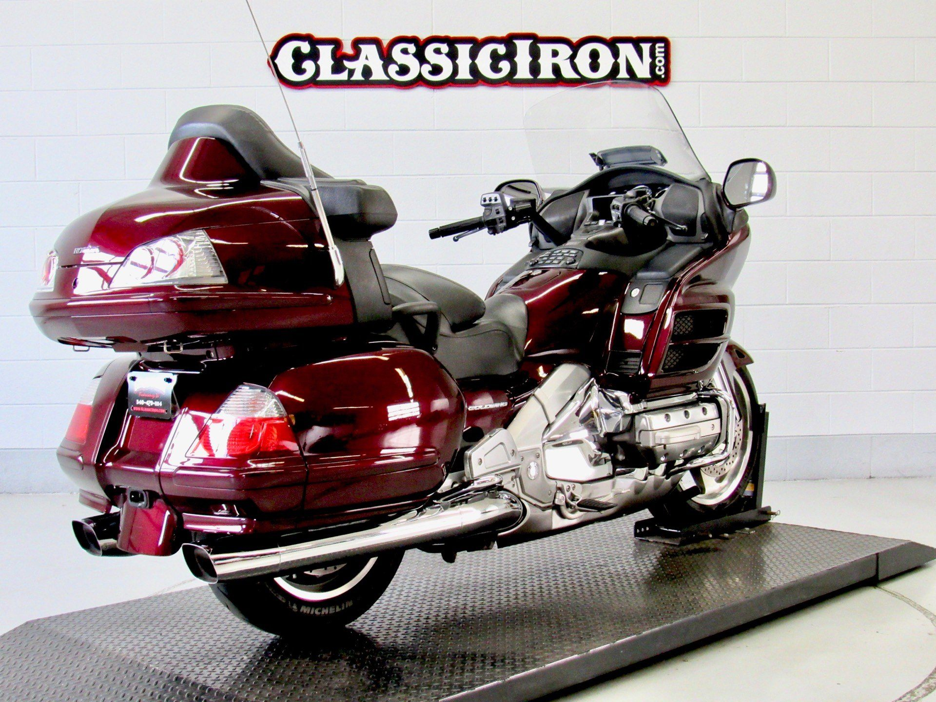 2006 Honda Gold Wing® Premium Audio in Fredericksburg, Virginia - Photo 5