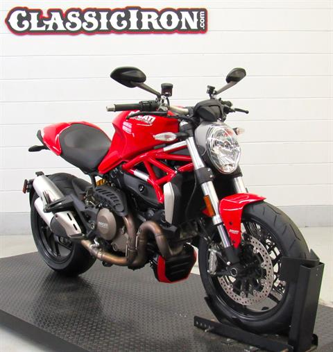 2016 Ducati Monster 1200 in Fredericksburg, Virginia - Photo 2