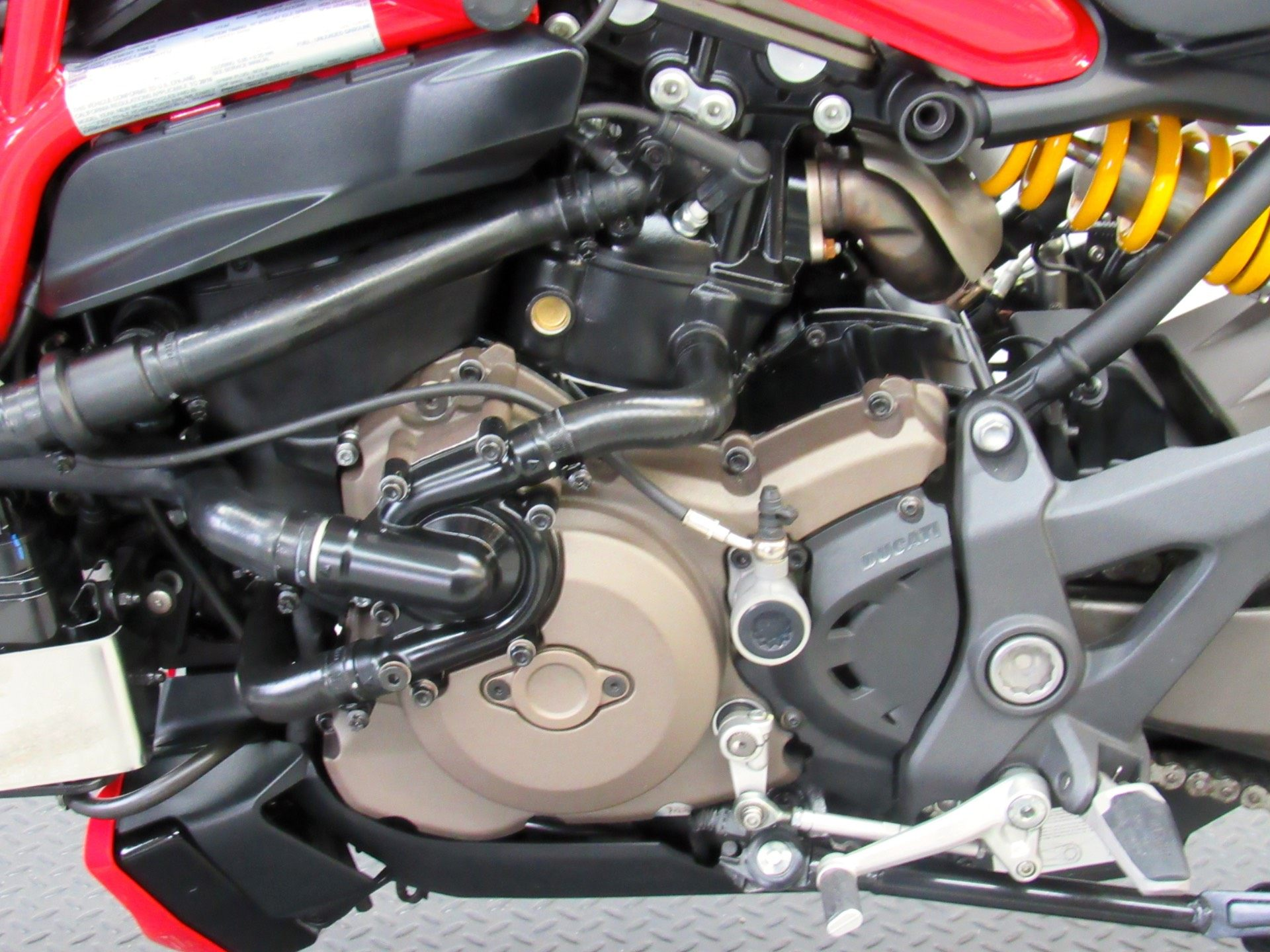2016 Ducati Monster 1200 in Fredericksburg, Virginia
