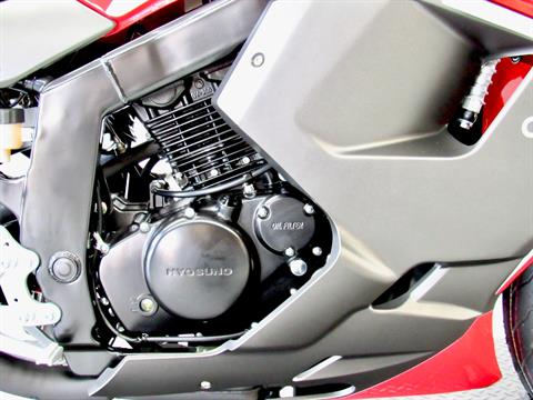 2016 Hyosung GT250R in Fredericksburg, Virginia - Photo 14