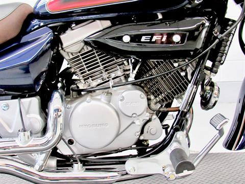 2016 Hyosung GV250 in Fredericksburg, Virginia - Photo 14
