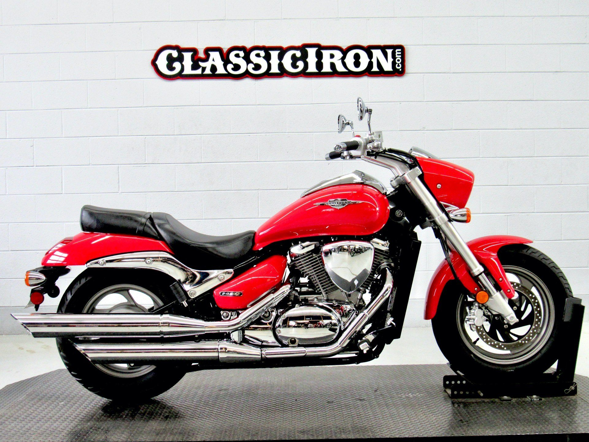 2014 Suzuki Boulevard M50 in Fredericksburg, Virginia - Photo 1