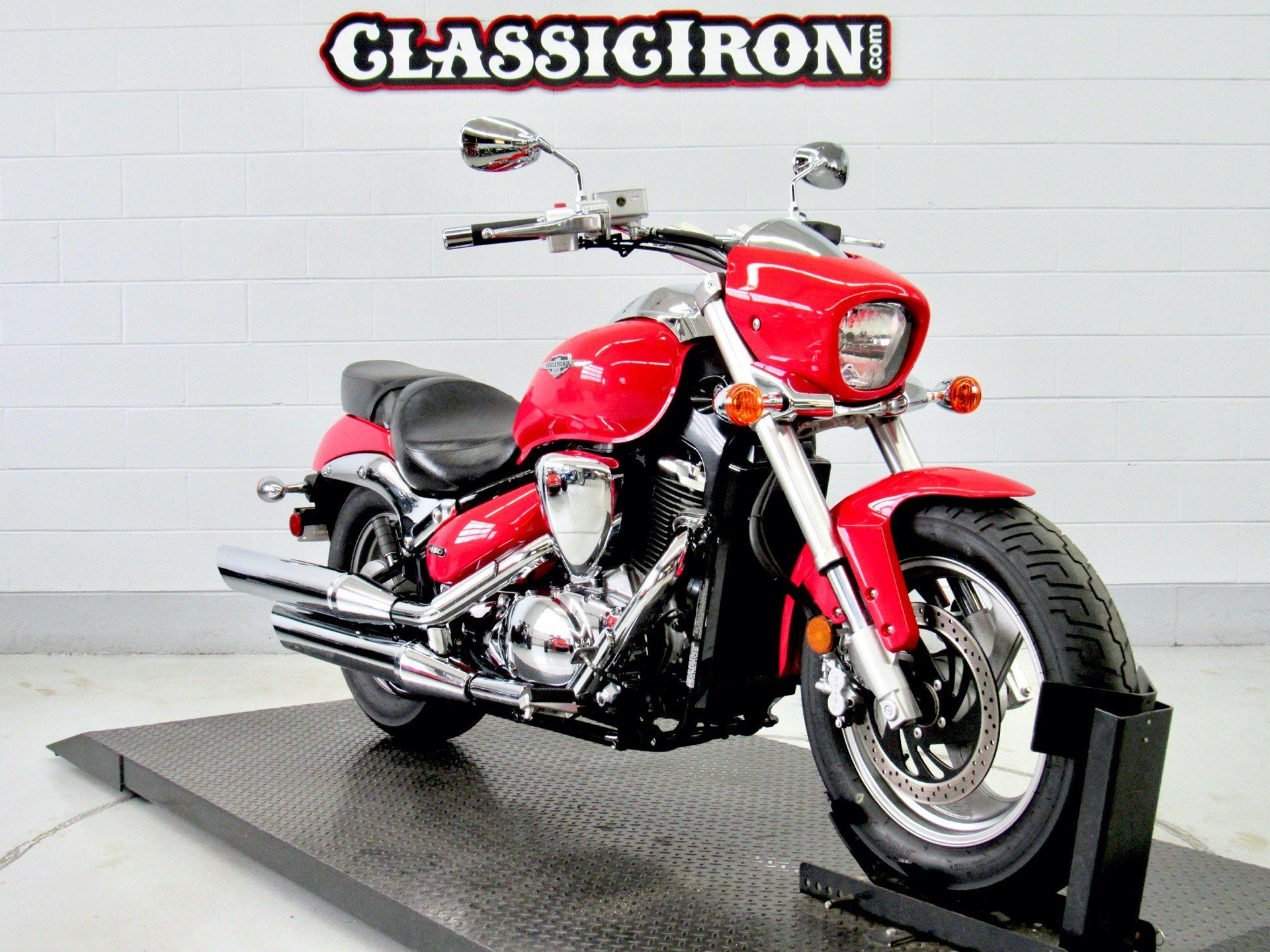 2014 Suzuki Boulevard M50 in Fredericksburg, Virginia - Photo 2