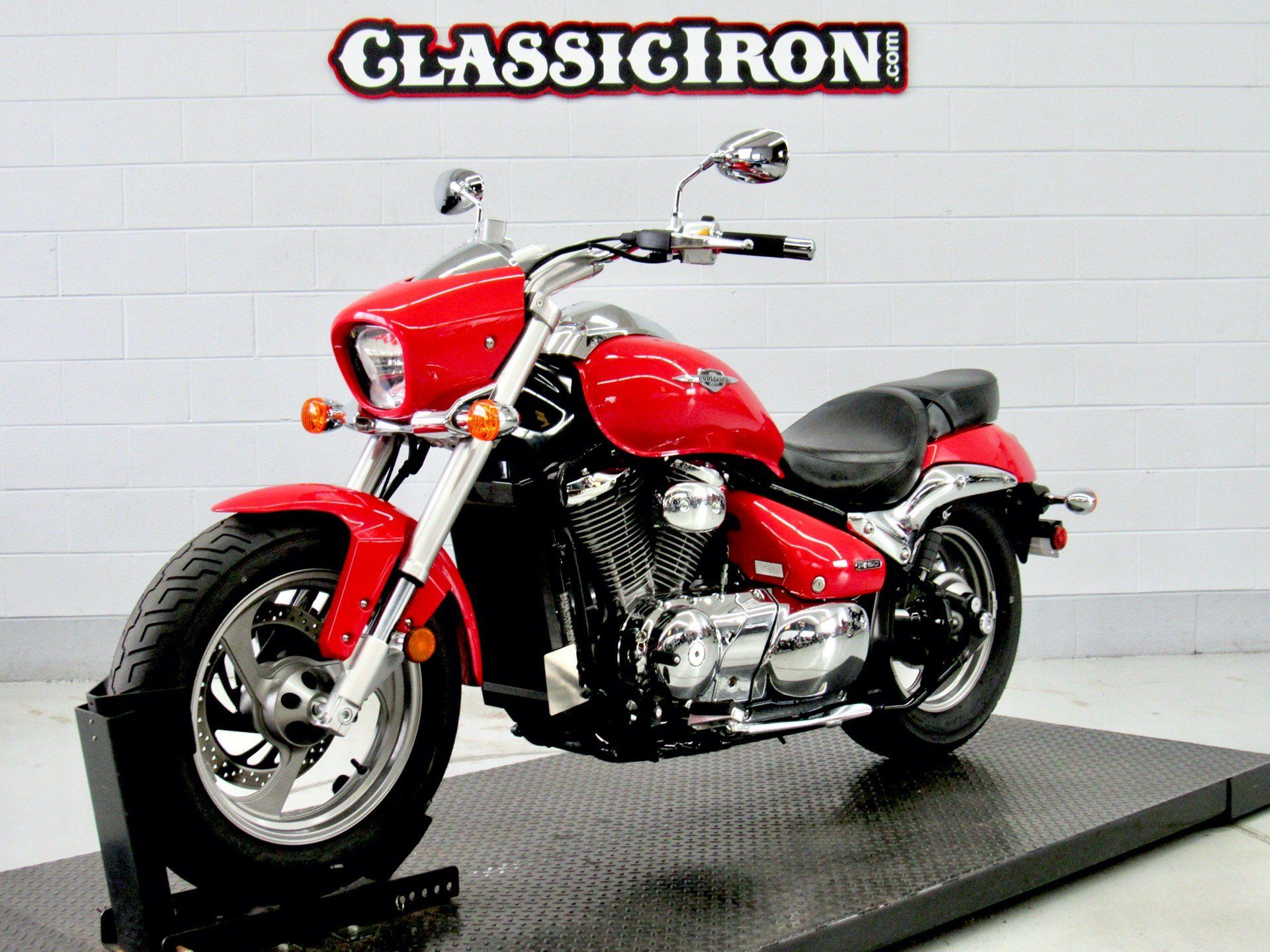 2014 Suzuki Boulevard M50 in Fredericksburg, Virginia - Photo 3