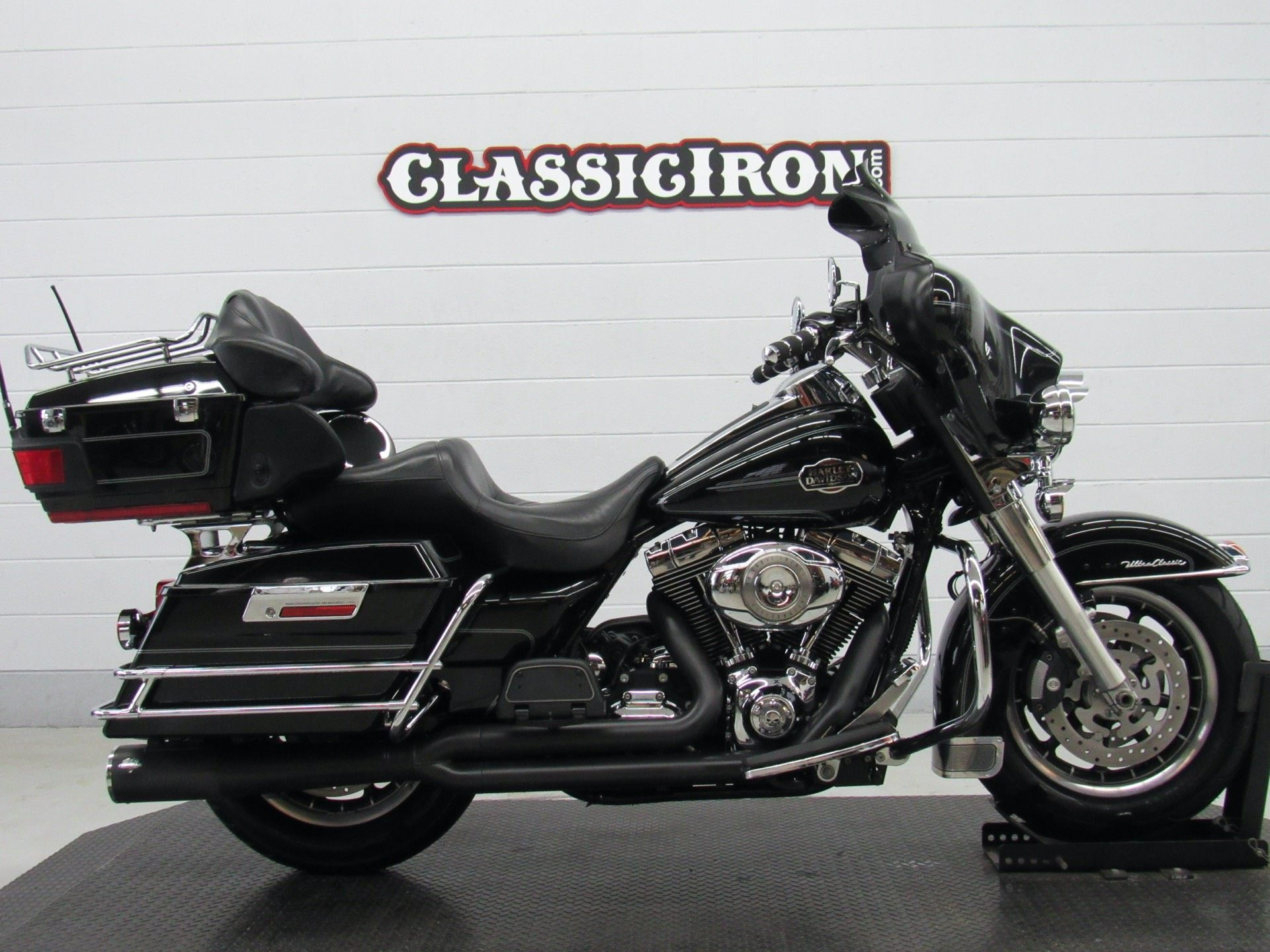 2008 Harley-Davidson Ultra Classic® Electra Glide® in Fredericksburg, Virginia - Photo 1
