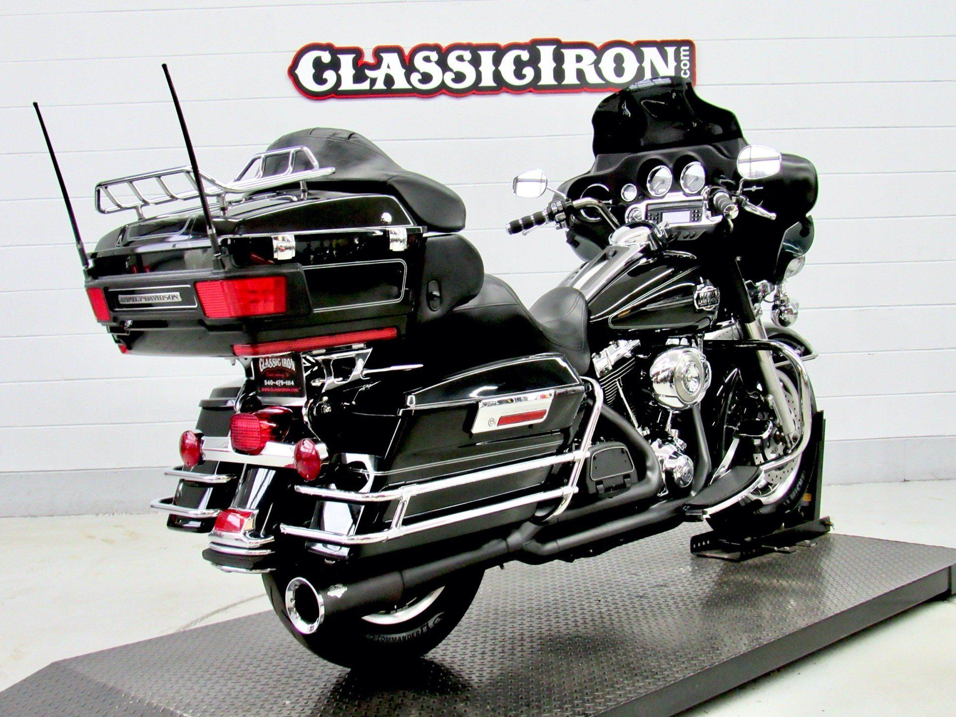 2008 Harley-Davidson Ultra Classic® Electra Glide® in Fredericksburg, Virginia - Photo 5