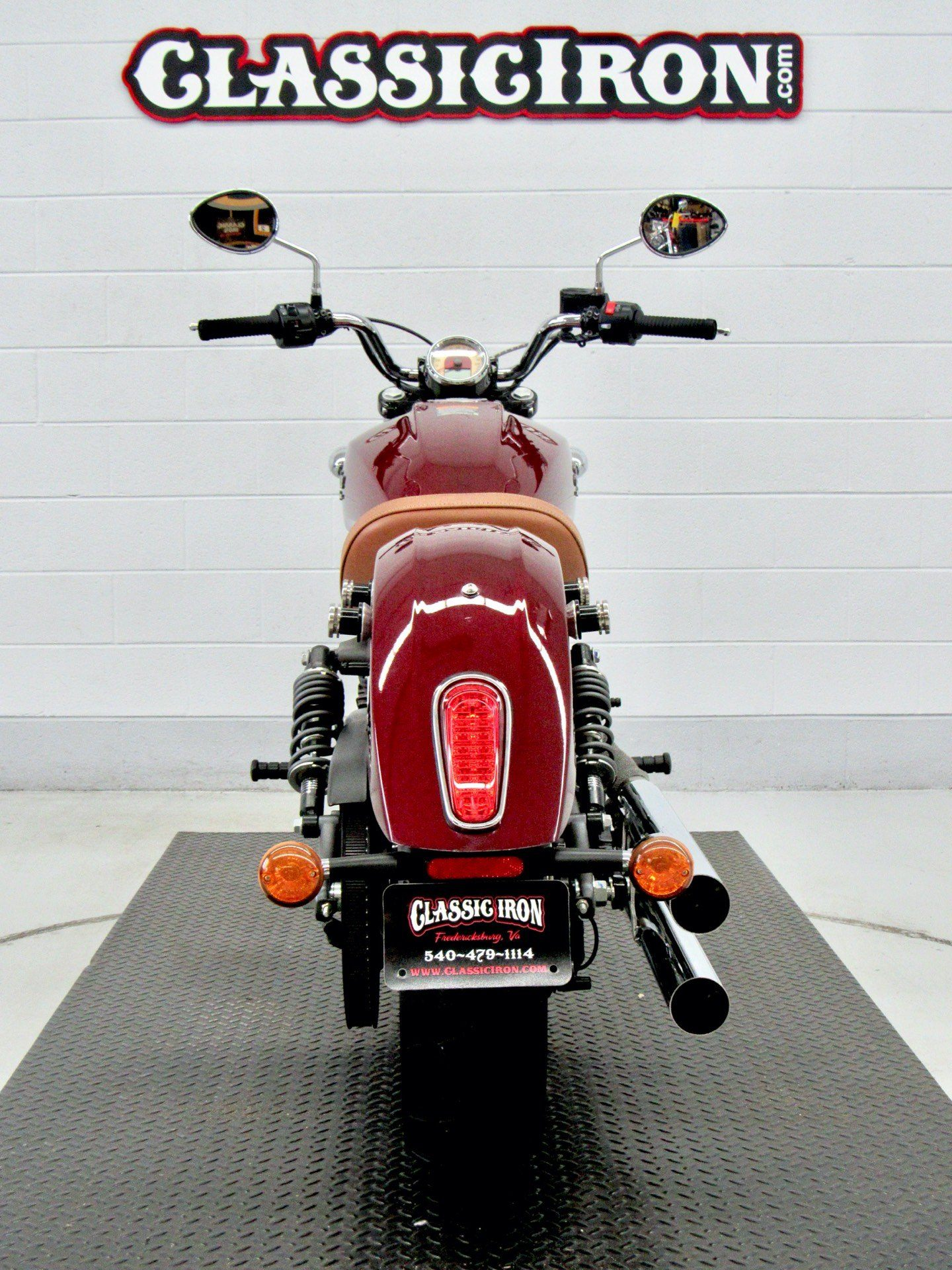 2017 Indian Scout® ABS in Fredericksburg, Virginia - Photo 9