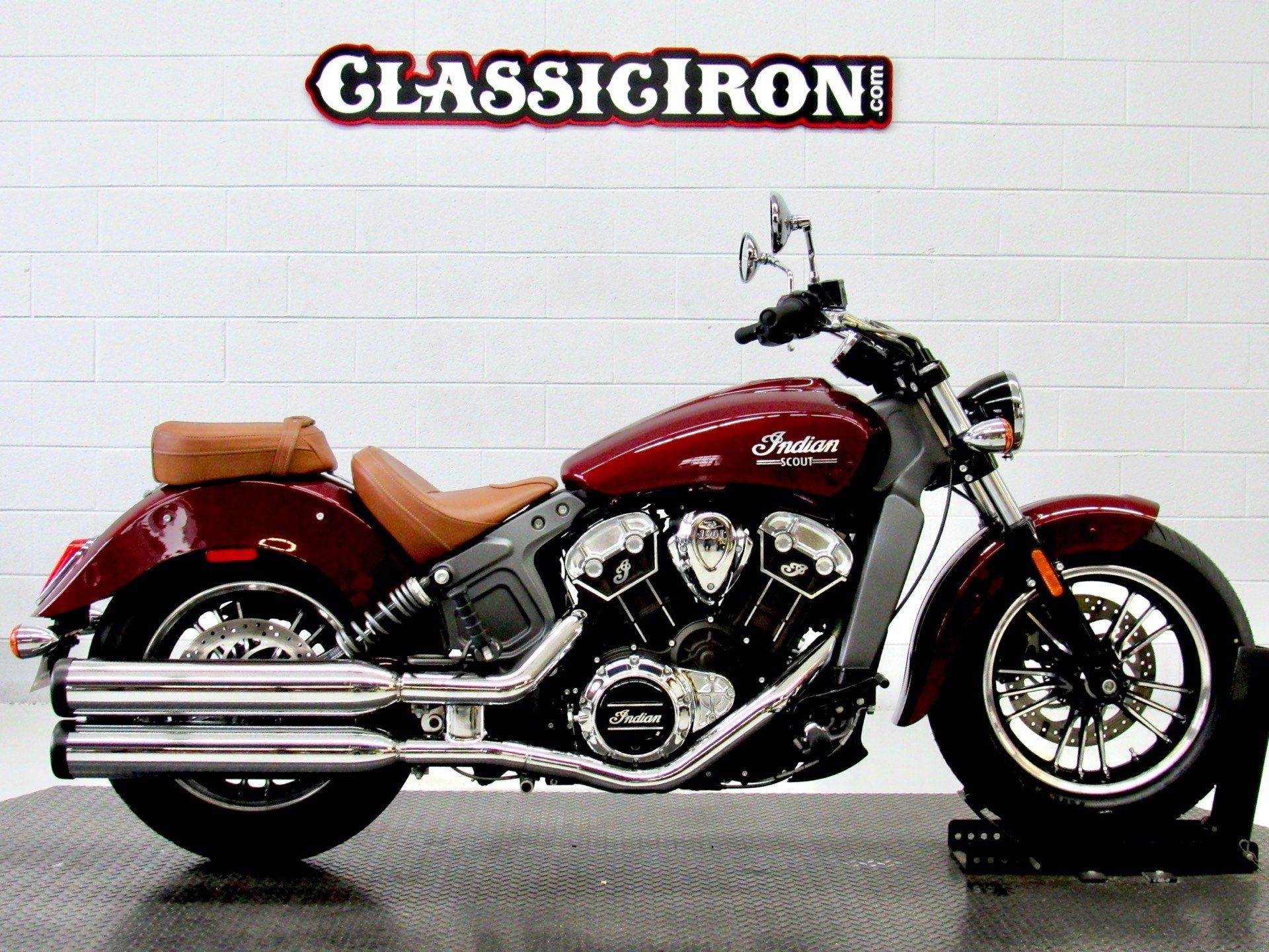 2017 Indian Scout® ABS in Fredericksburg, Virginia - Photo 1