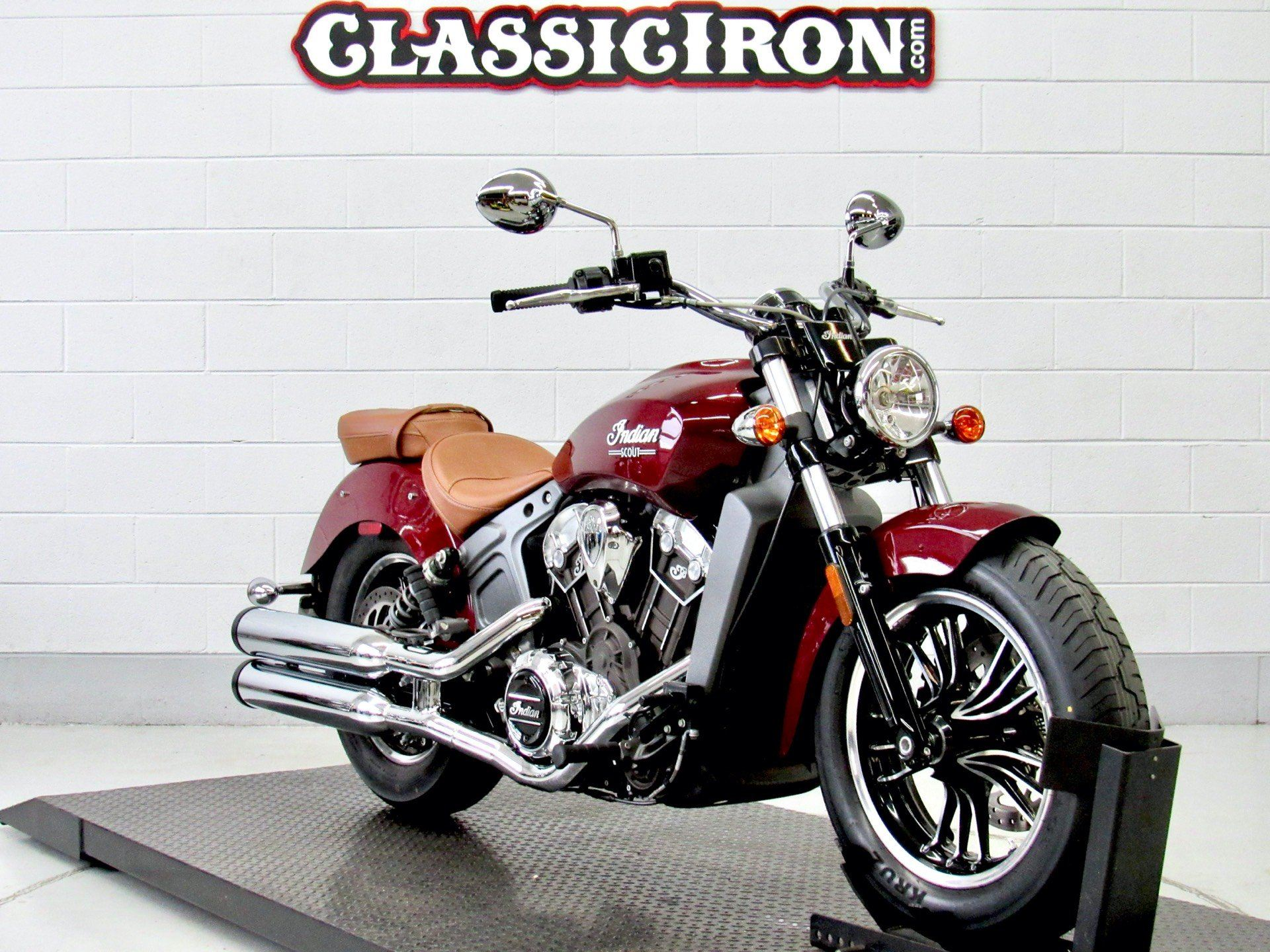 2017 Indian Scout® ABS in Fredericksburg, Virginia - Photo 2