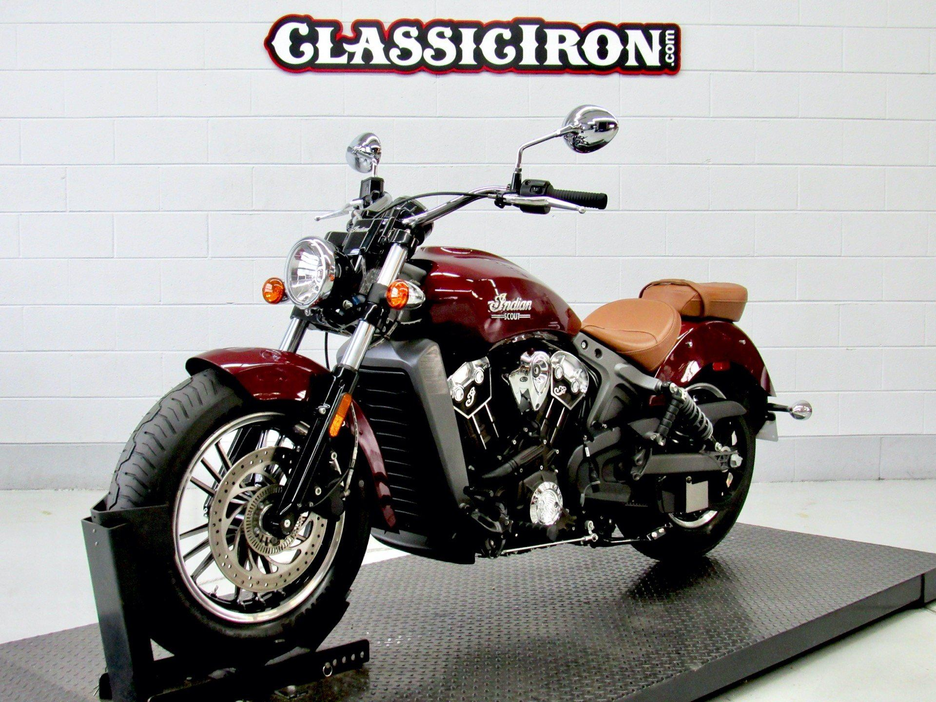 2017 Indian Scout® ABS in Fredericksburg, Virginia - Photo 3