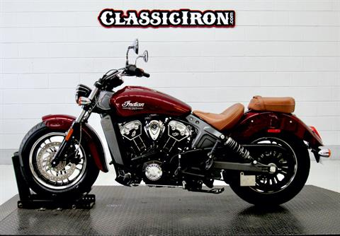 2017 Indian Scout® ABS in Fredericksburg, Virginia - Photo 4
