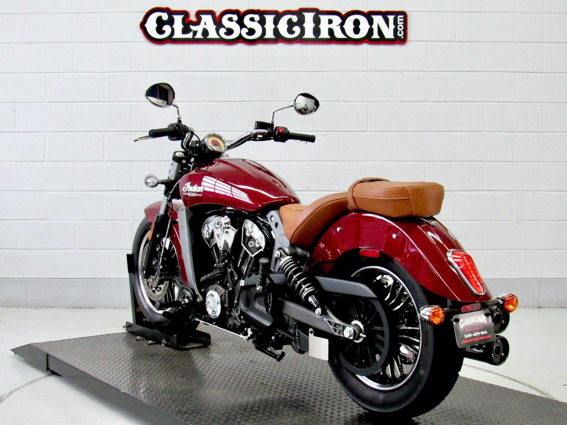 2017 Indian Scout® ABS in Fredericksburg, Virginia - Photo 6