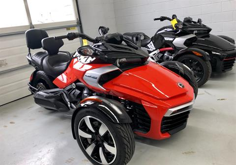 2015 Can-Am Spyder® F3-S SE6 in Fredericksburg, Virginia