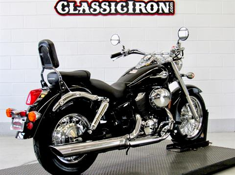 2002 Honda Shadow Ace 750 Deluxe in Fredericksburg, Virginia