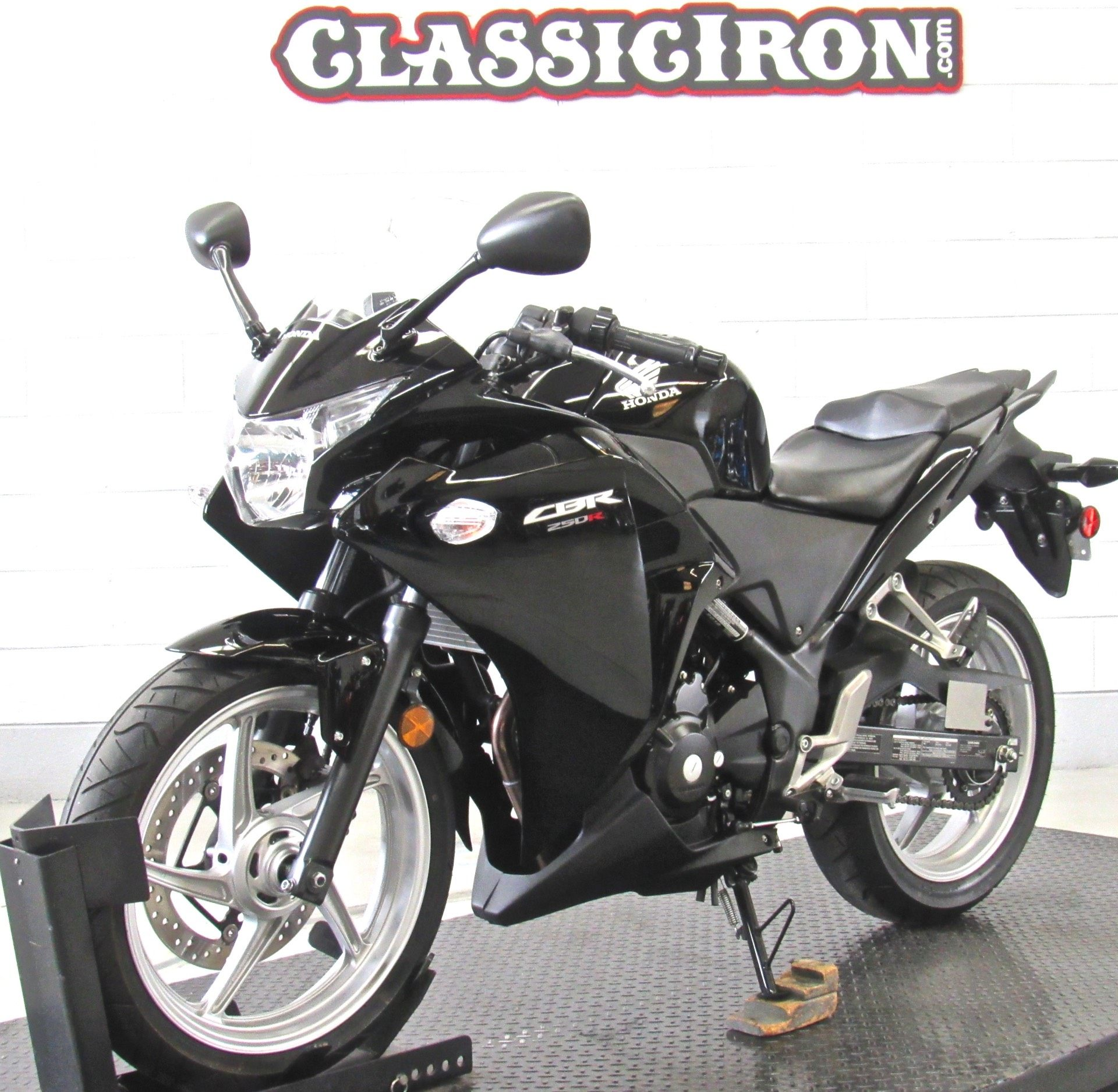 2012 Honda CBR®250R in Fredericksburg, Virginia