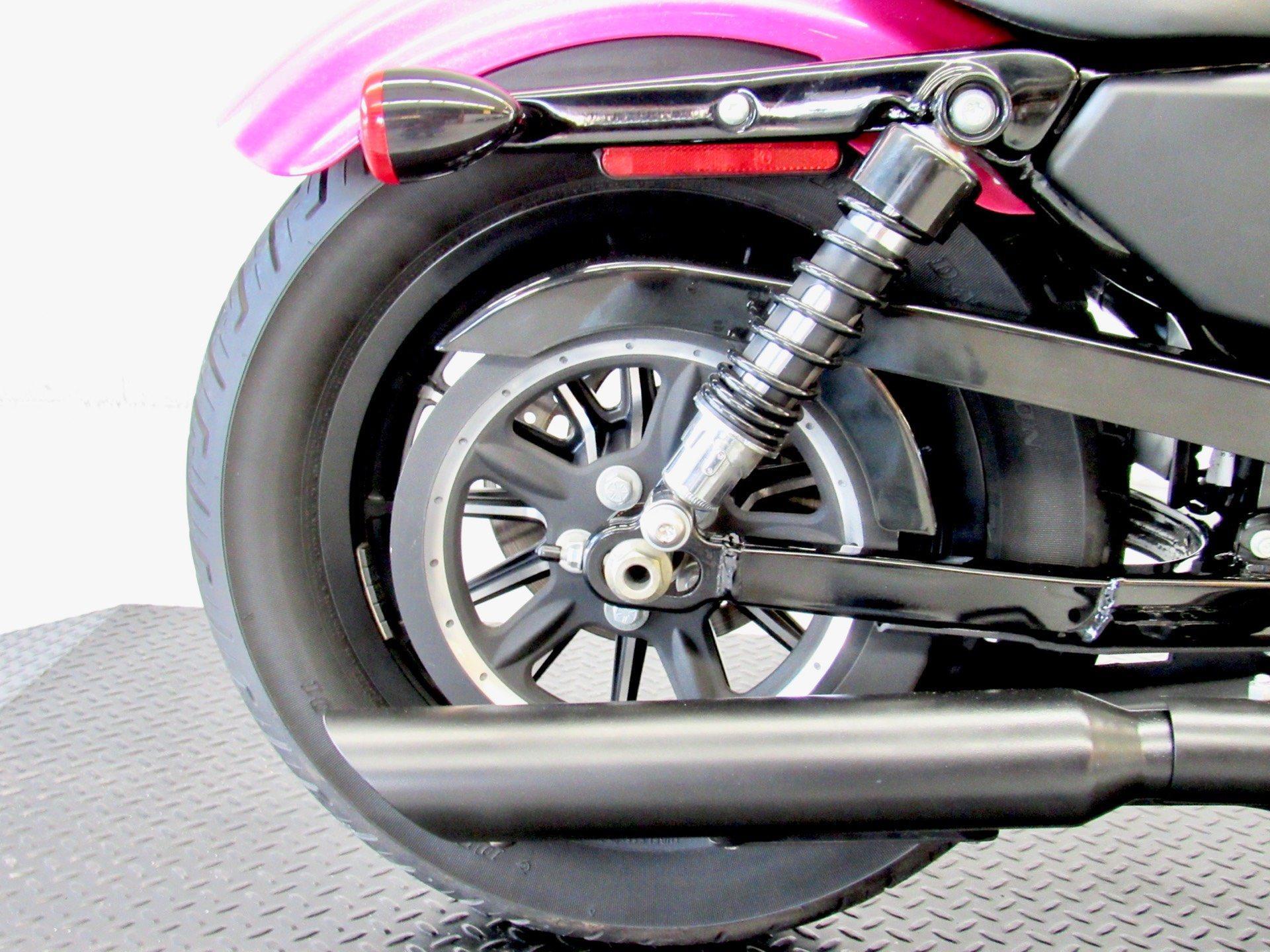 2011 Harley-Davidson Sportster® Iron 883™ in Fredericksburg, Virginia
