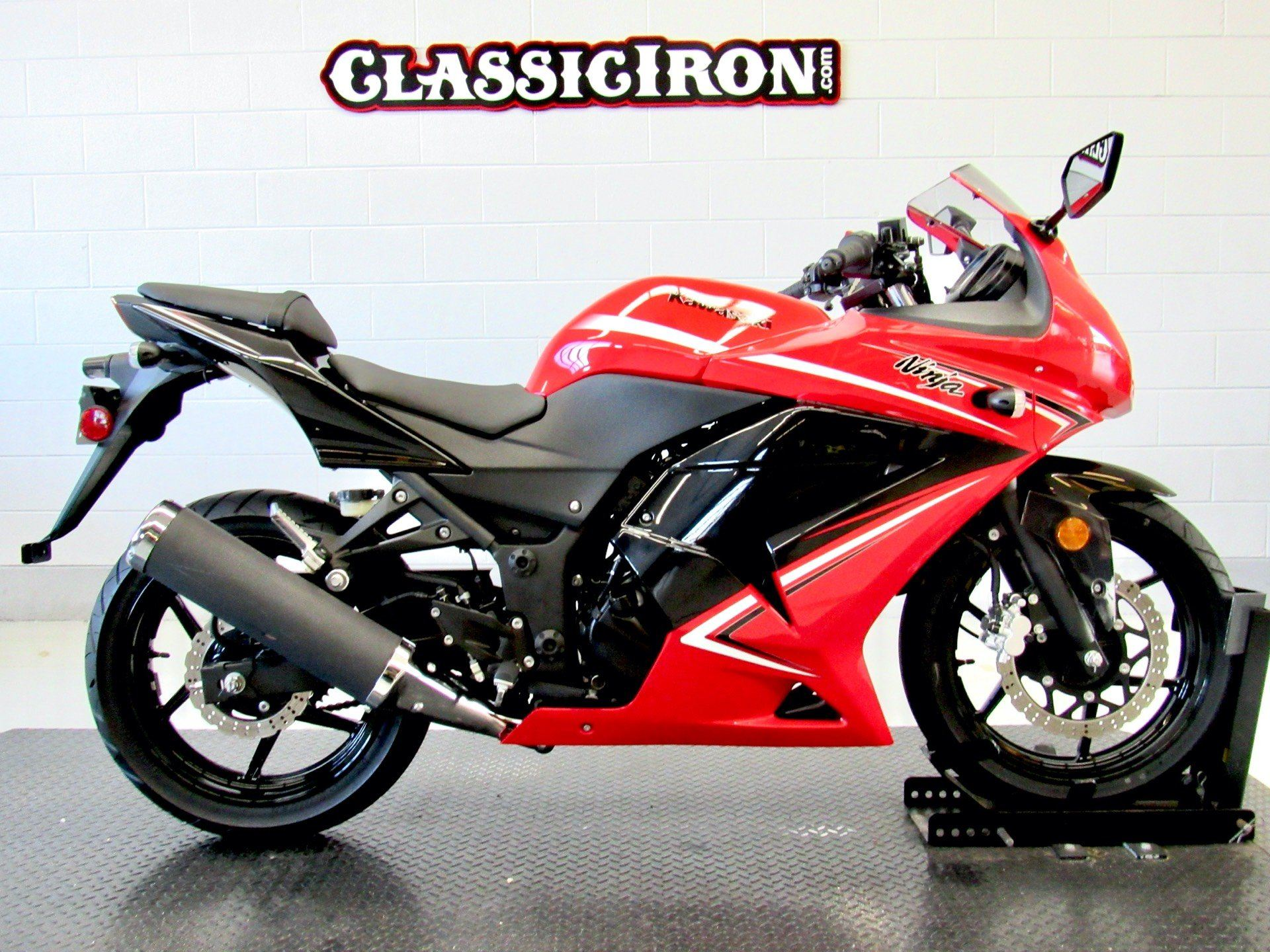 2012 Kawasaki Ninja® 250R in Fredericksburg, Virginia - Photo 1