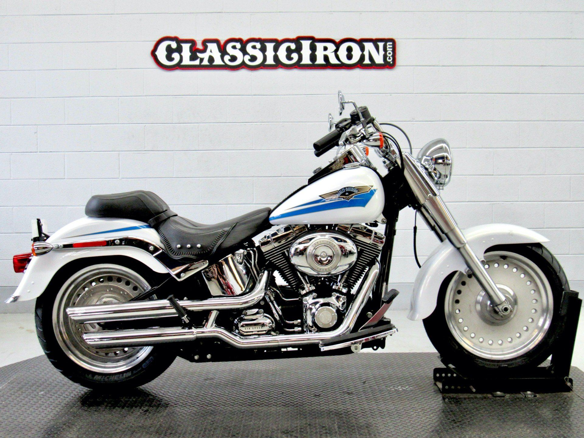 2007 Harley-Davidson Softail® Fat Boy® in Fredericksburg, Virginia - Photo 1