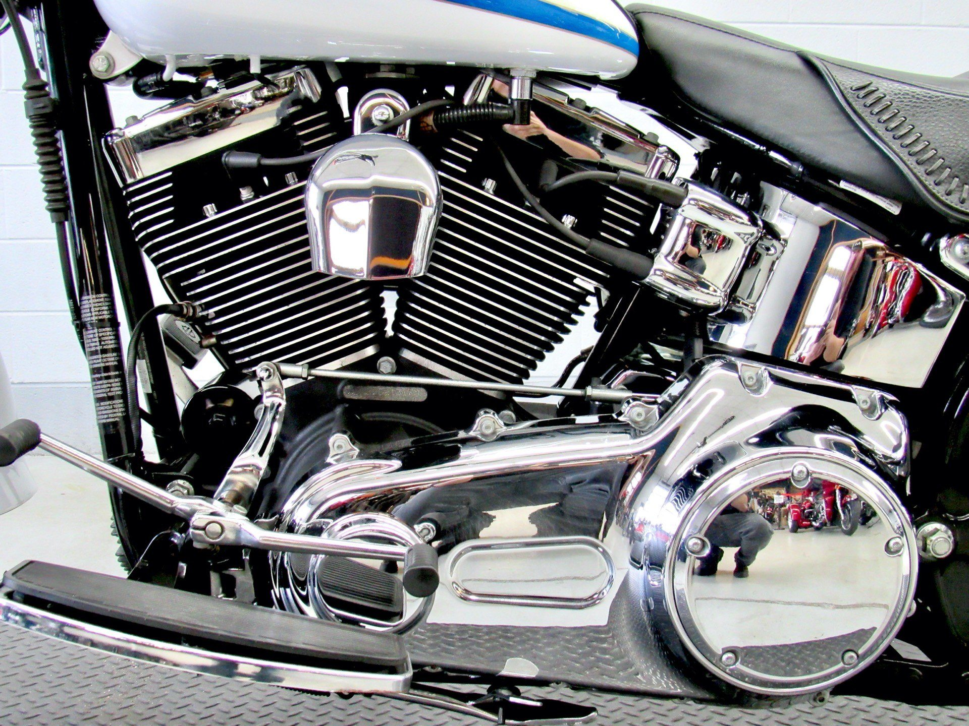2007 Harley-Davidson Softail® Fat Boy® in Fredericksburg, Virginia - Photo 19