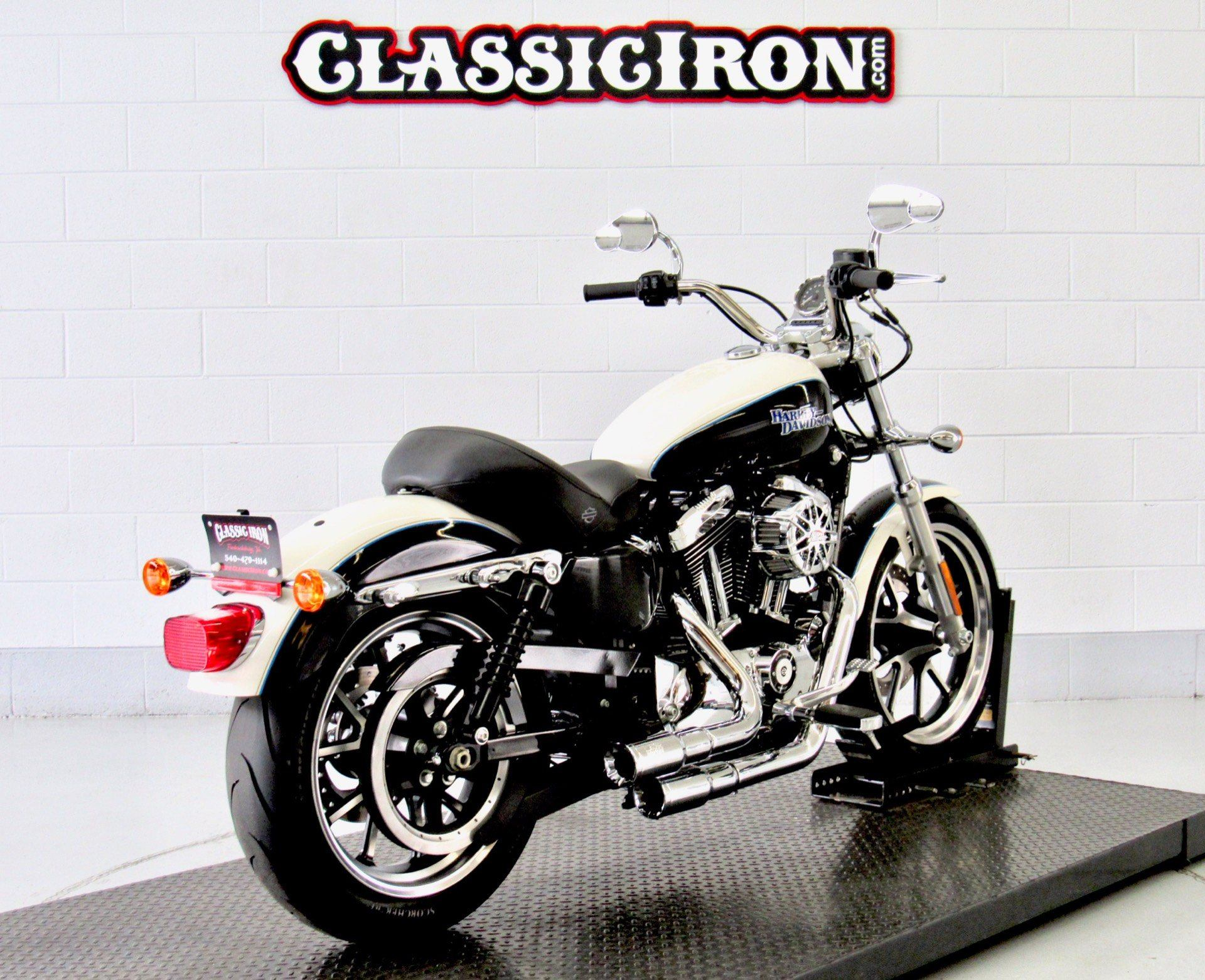 2014 Harley-Davidson SuperLow® 1200T in Fredericksburg, Virginia - Photo 5