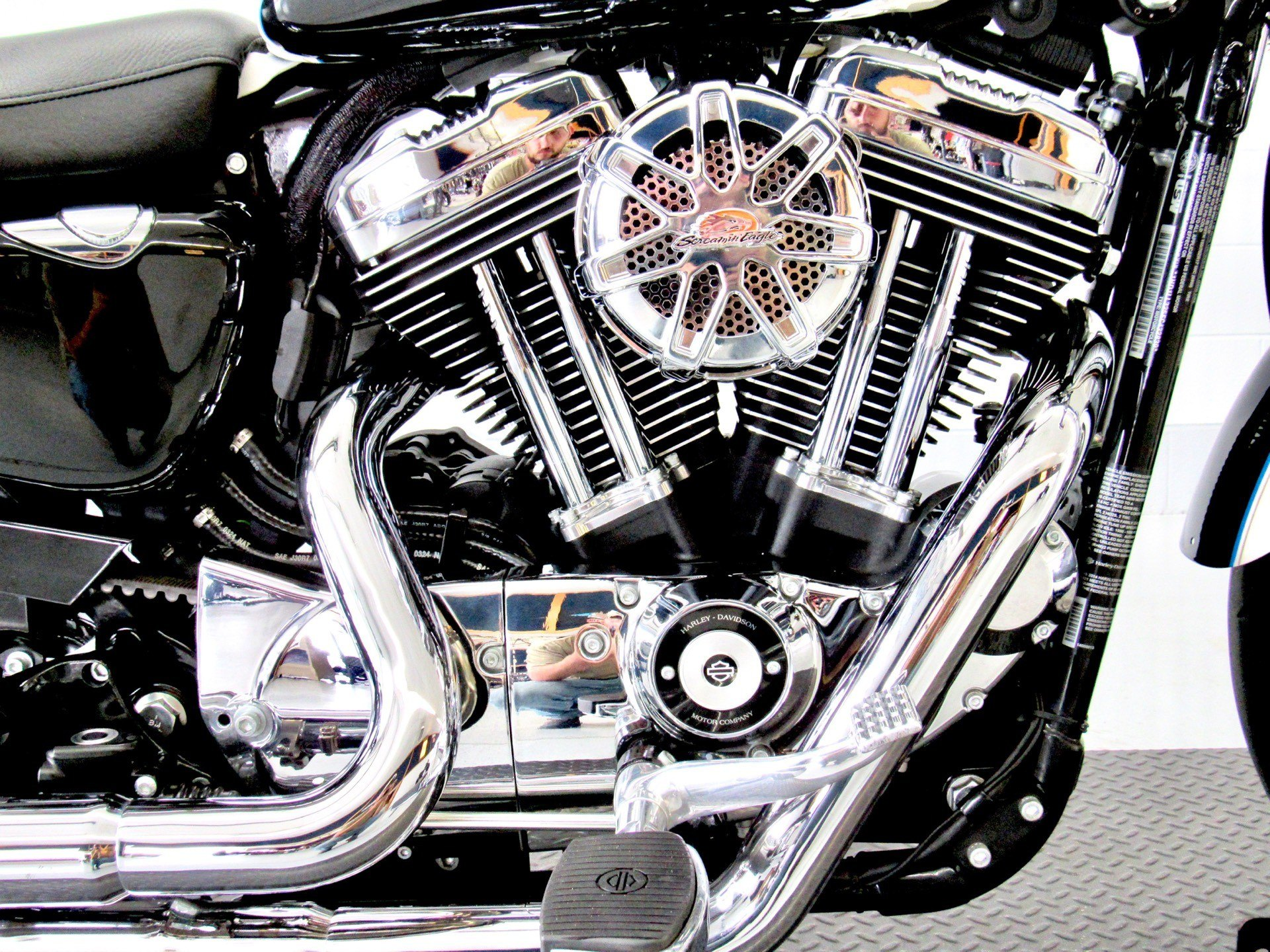 2014 Harley-Davidson SuperLow® 1200T in Fredericksburg, Virginia - Photo 14